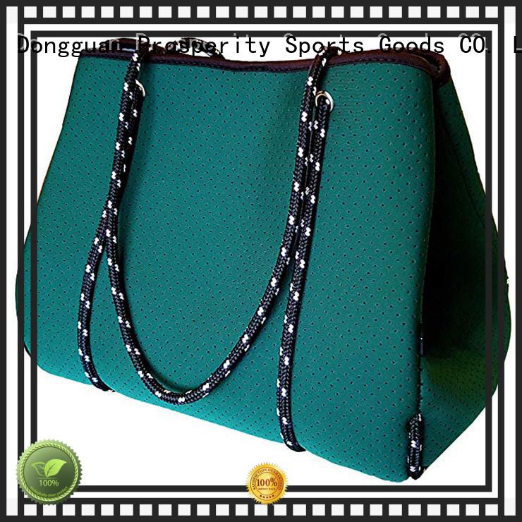 Prosperity computer small neoprene bag beach tote bags for sale