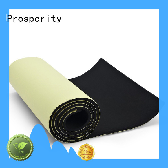 Prosperity neoprene rubber sheet supplier for knee support