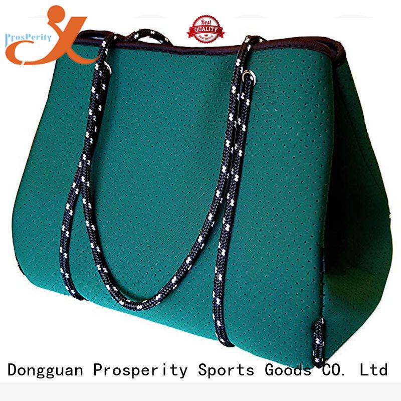 Prosperity double custom neoprene bags carrying case for travel