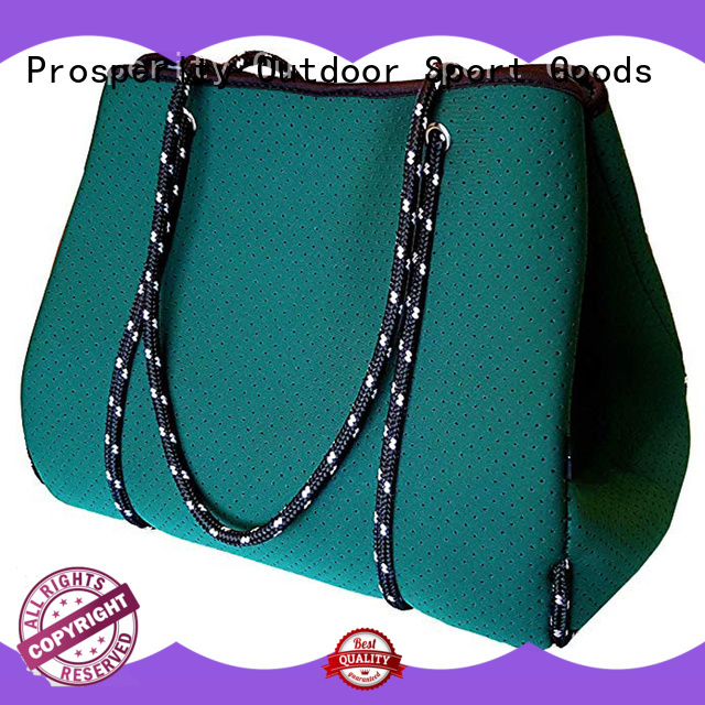 Prosperity sleeve neoprene bags carrier tote bag for travel