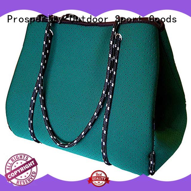 Prosperity sleeve neoprene bags carrier tote bag for travel