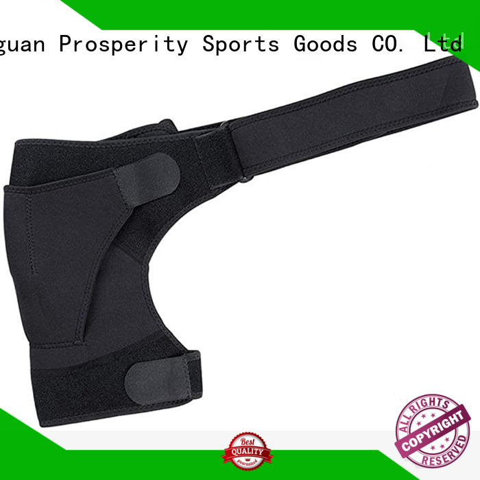 Prosperity support in sport vest suit for powerlifting