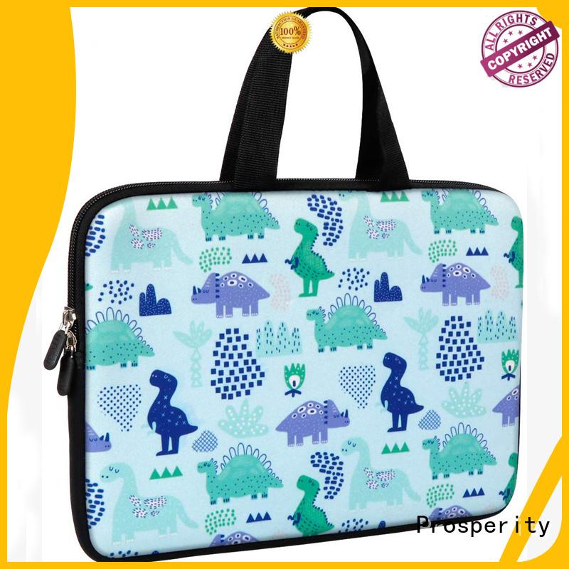Prosperity promotion bag neoprene carrier tote bag for sale