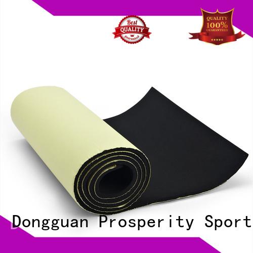 Prosperity neoprene fabric wholesale sponge rubber sheet for bags