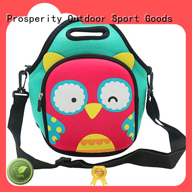 Prosperity Neoprene bag carrier tote bag for hiking