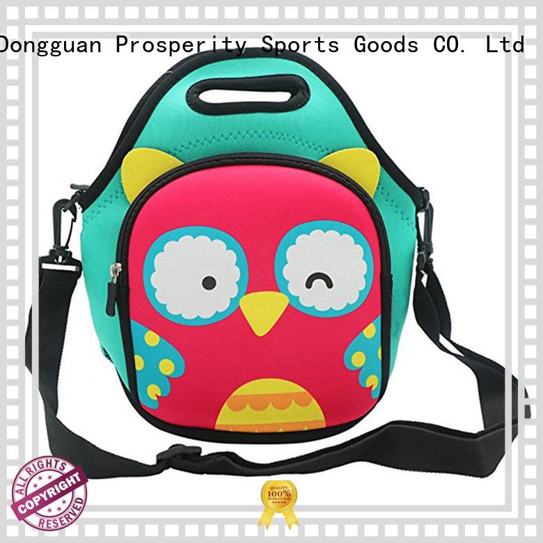 Prosperity cooler neoprene bag manufacturer beach tote bags for travel