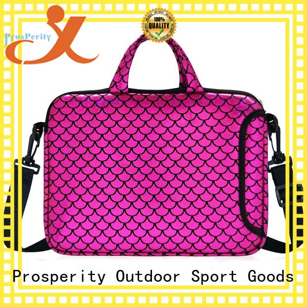 Prosperity neoprene lunch box for sale for travel